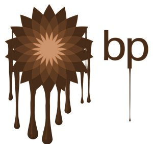 BP, the color of the gulf.